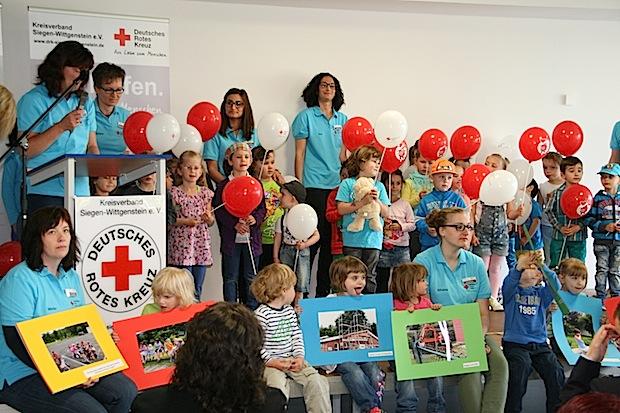 Photo of DRK-Kindergarten Mozartstraße stellt U3-Anbau vor