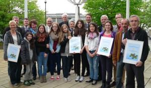 Klimaschutzpreis der Gemeinde Neunkirchen verliehen