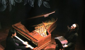RANAS – Duo Porteño de Tango: Konzert in der Städtischen Galerie