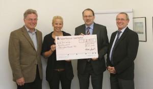 2.500 Euro-Spende für den Kreissportbund
