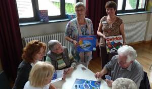 Spielenachmittag für Senioren in der Stadtbücherei