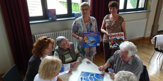 Photo of Spielenachmittag für Senioren in der Stadtbücherei