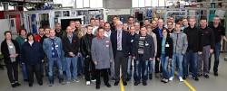 <b>EJOT begrüßt 36 neue Mitarbeiterinnen und Mitarbeiter</b>