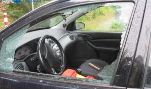 Werl: Fahrzeug auf Pendlerparkplatz aufgebrochen