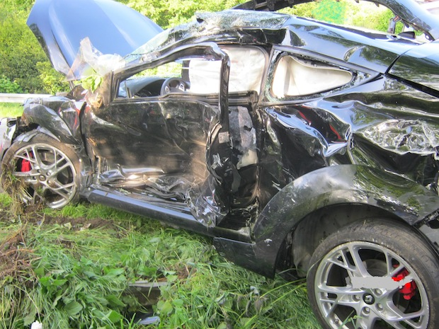 Photo of Schwerer Verkehrsunfall mit Personenschaden in Garenfeld