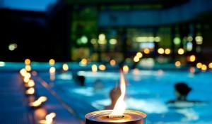 Mitternachtsschwimmen in der SoleTherme