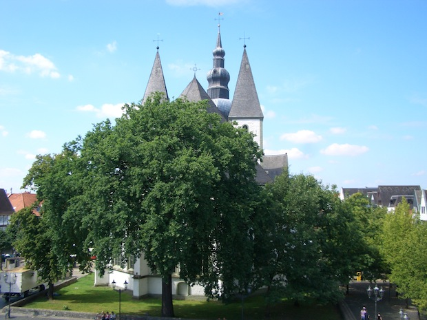 Photo of Baumspaziergang in der historischen Altstadt