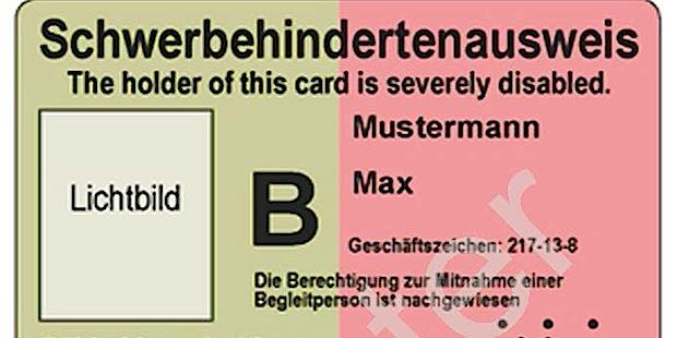 Photo of Neuer Schwerbehindertenausweis: Betrüger will abzocken