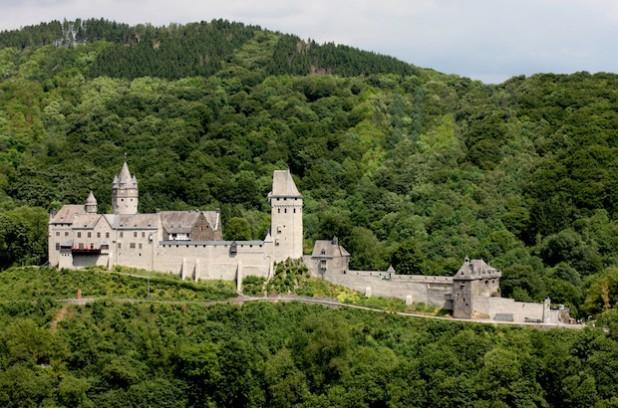 Die Burg Altena (Foto: Klaus Sauerland, Märkischer Kreis)