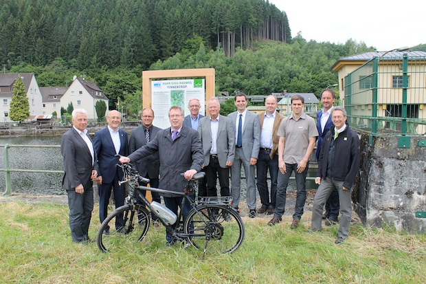 Photo of Neuer Fernradweg: Ruhr-Sieg-Radweg eröffnet
