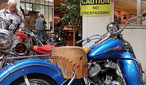 Mit dem Stern-Center und Harley Davidson in die Freiheit
