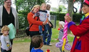 """Sommerfest im """"Zwergenland"""""""