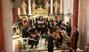 Orgel- und Chormusik in Perfektion: 37. Wormbacher Sommerkonzerte