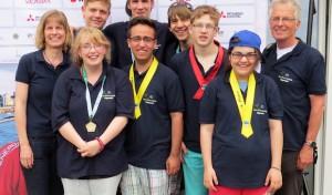 Don-Bosco-Schüler glänzen bei Special Olympics