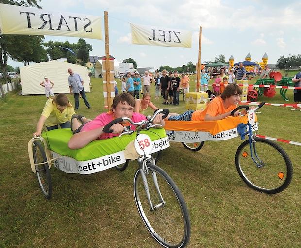 Photo of Vom Hochrad bis zum E-Bike: Fahrradfest am Möhnesee