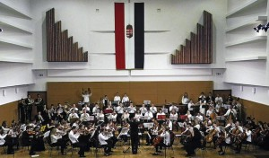 Konzertfahrt des Musikschulorchesters nach Ungarn