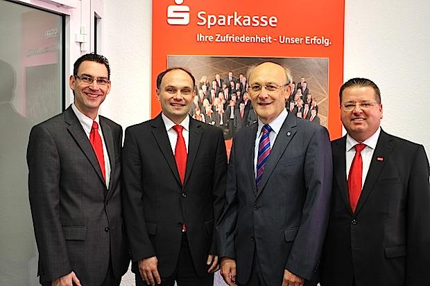 Photo of Dirk Vollmer neu im Sparkassenvorstand