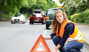 Warnweste ab 1. Juli in jedem Fahrzeug Pflicht