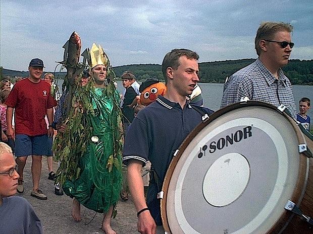 Photo of Viel geboten beim Seefest am Möhnesee