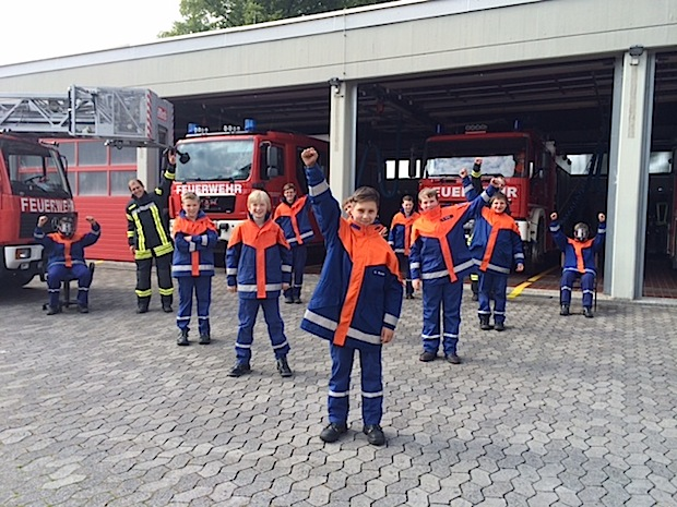 "Photo of Aktion ""Rock the mob"": Jugendfeuerwehr beteiligt sich"