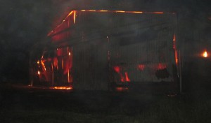 Werl: Brand zerstört Photovoltaikanlage