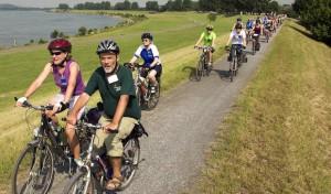 Lüdenscheid ist erstes Etappenziel bei NRW-Radtour