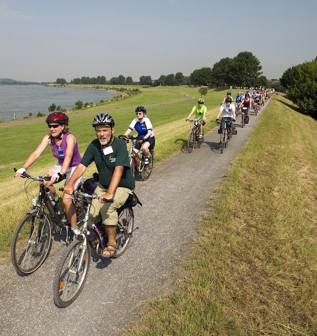 Photo of Lüdenscheid ist erstes Etappenziel bei NRW-Radtour