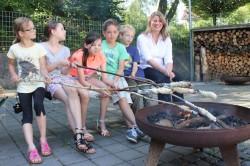<b>Vormittag in der Steinzeit - Halbzeit für Wilnsdorfer Ferienspiele </b>