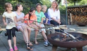 Vormittag in der Steinzeit – Halbzeit für Wilnsdorfer Ferienspiele