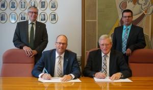 Neuer Konzessionsvertrag mit AggerEnergie abgeschlossen