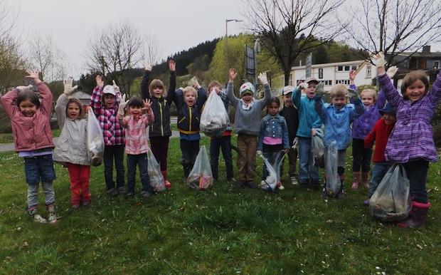 Photo of Frühjahrsputz: Geringere Abfallmenge als positives Zeichen