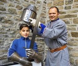 <b>Erlebnisführung: Als Ritter im Wasserschloss</b>