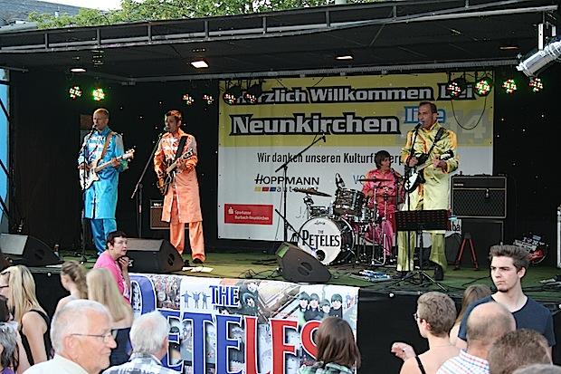 """Photo of Perfekter Start: Mehr als 500 Besucher bei """"Neunkirchen live"""""""