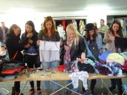<b>Mädels-Flohmarkt bei der METRO</b>