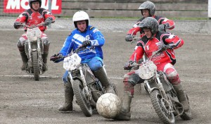 Motoball-Bundesliga: Großes Derby in Kierspe