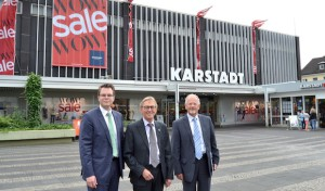 Stadt Iserlohn erwirbt Karstadt-Immobilie