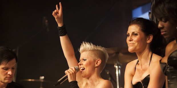 """Photo of Volksbank Open Air: """"JUST PiNK"""" live in Meschede"""