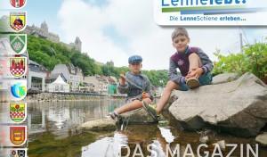 """""""Lenne lebt!"""": Das Magazin der LenneSchiene"""