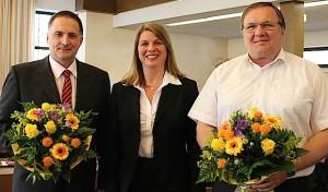 Neuer Rat der Gemeinde Wilnsdorf im Amt