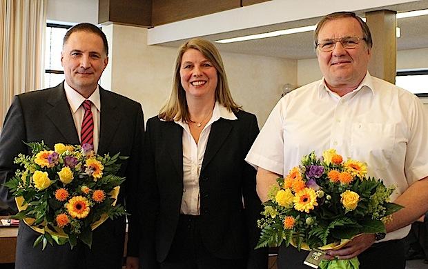Photo of Neuer Rat der Gemeinde Wilnsdorf im Amt