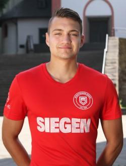 Neuzugang Mathias Hartwig - Quelle: Sportfreunde Siegen