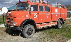 Feuerwehr Kierspe erhält Post aus Chile