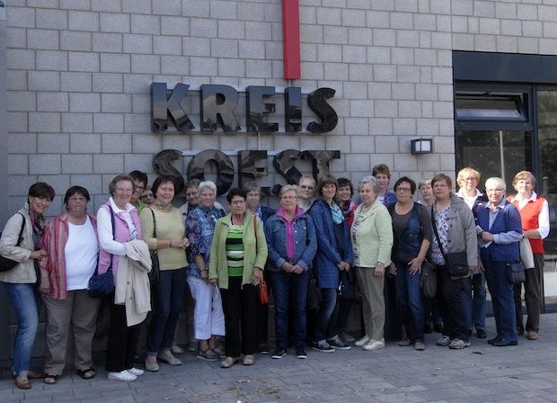 Photo of Besucher vom Rettungszentrum beeindruckt