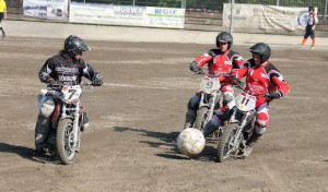Motoball Bundesliga: Tornado kurz vor Nordmeisterschaft