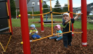 Struthüttener Spielplatz ein beliebter Anlaufpunkt für Klein und Groß