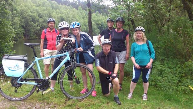 Photo of Geführte E-Bike Tour mit Klaus Jung ins Siegen-Wittgensteiner Land