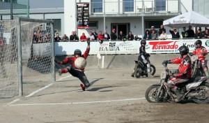 Motoball-Bundesliga: Nordligatitel in greifbarer Nähe