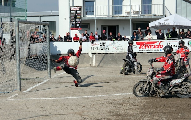 Photo of Motoball-Bundesliga: Nordligatitel in greifbarer Nähe