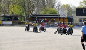 Faszination Motoball: Europaoffenes Turnier in Kierspe