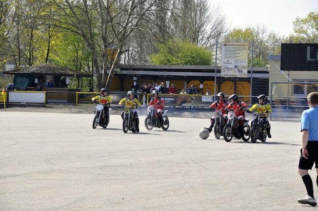 Photo of Faszination Motoball: Europaoffenes Turnier in Kierspe